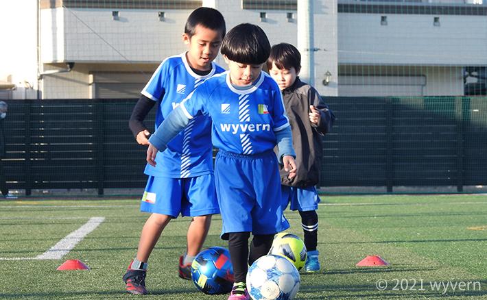 ワイヴァンサッカースクールイメージ